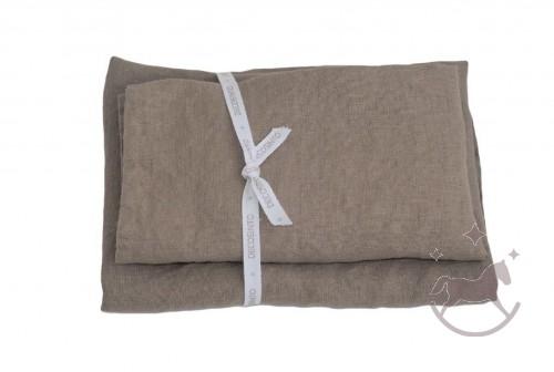 Håndklæder i hør 2 stk.,Mongoose