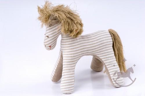 Håndlavet hest ANJA