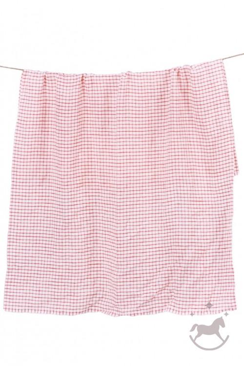 Badehåndklæde i hør, LISA