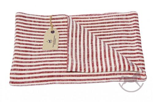 Strandhåndklæde i hør, FRIDA