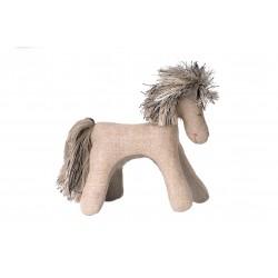 Håndlavet hest KNUD