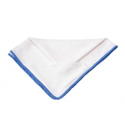 Baby badehåndklæde TOVE, blå
