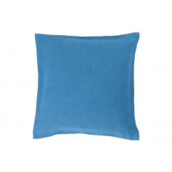 Pudebetræk i hør BLUE