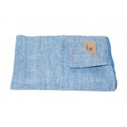 Badehåndklæde i hør
