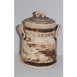 Keramik Sukkerskål