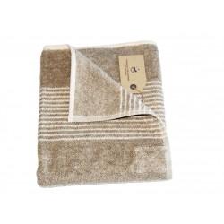 Badehåndklæde naturlige