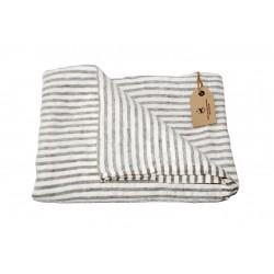 Strandhåndklæde i hør, KASPER